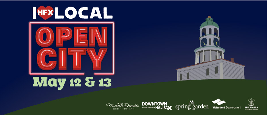 Open City May 12-13